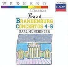 Bach – Brandenburg Concerti 4-6 – Karl Munchinger
