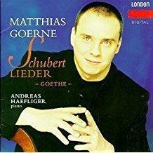 Schubert – Lieder – Matthias Goerne