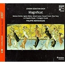 Bach – Magnificat – Philippe Herreweghe