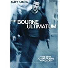 The Bourne Ultimatum – Matt Damon (DVD) (OM)