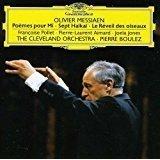 Messiaen – Poemes Pour Mi – 7 Haikai U.A. – Pierre Boulez