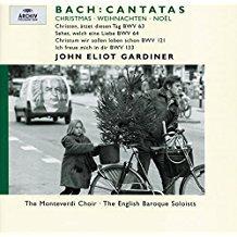 JS Bach – Cantatas BWV 63, 64, 121 & 133 – John Eliot Gardiner