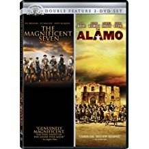 The Magnificent Seven – The Alamo – Double Feature 2 DVD Set (OM)