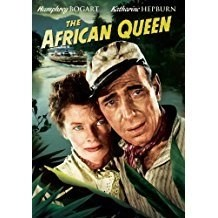 The African Queen – Humphrey Bogart (DVD) (OM)