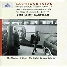 J.S. Bach = Cantatas for the 11th Sunday after Trinity – John Eliot Gardiner