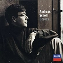 Andreas Scholl – Heroes