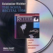 Sviatoslav Richter – The Sofia Recital 1958