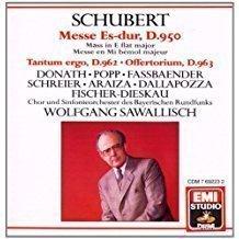 Schubert – Mass in E flat, etc. – Wolfgang Sawallisch