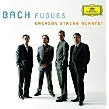 Bach Fugues – Emerson String Quartet