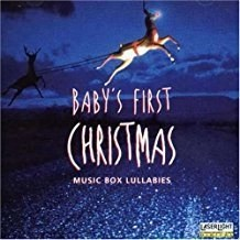 Baby's First Christmas – Music Box Lullabies