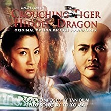 Crouching Tiger, Hidden Dragon – Original Motion Picture Soundtrack Music by Tad Dun (Click for track listing)