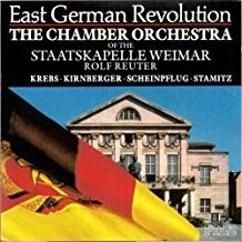 Chamber Orchestra Of The Staatskapelle Weimar – East German Revolution