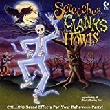 Screeches, Clanks and Howls – Halloween Sound Effects