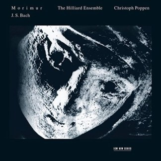 Christoph Poppen – The Hilliard Ensemble – Morimur – Bach