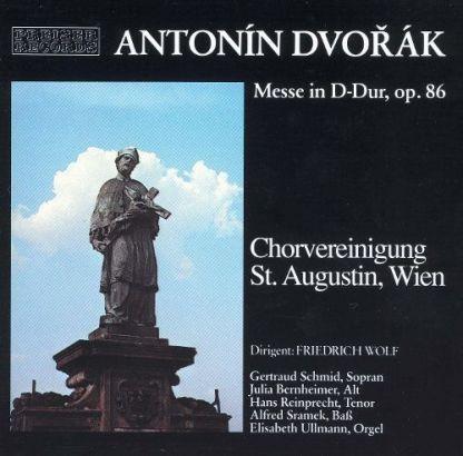 Antonin Dvorak – Messe In D-Dur