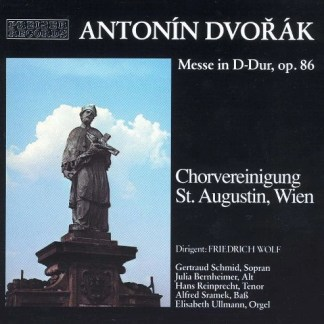 Antonin Dvorak – Messe In D-Dur