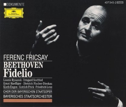 Beethoven – Fidelio – Ferenc Fricsay (2 CDs)
