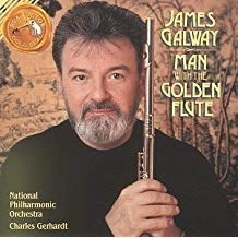 James Galway – Man With Golden Flute