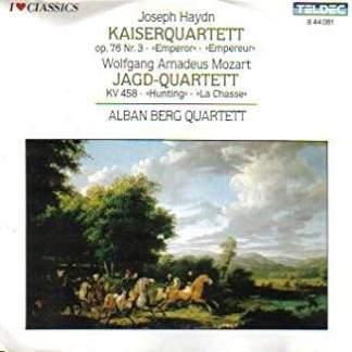 Haydn -Mozart Streichquartette – Alban Berg Quartet