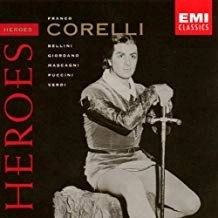 Franco Corelli – Heroes