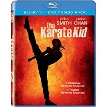 The Karate Kid – Jaden Smith, Jackie Chan (Blu-Ray, DVD)