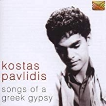 Kostas Pavlidis – Songs of a Greek Gypsy