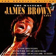 James Brown – Masters Live 2 CDs