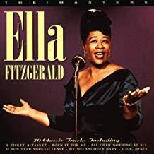 Ella Fitzgerald – The Masters = Ella Fitzgerald