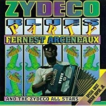 Fernest Arceneaux – Zydeco Blues Party