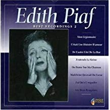 Edith Piaf – Best Recordings 2