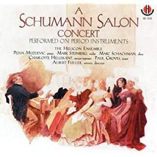 A Schumann Salon Concert – Albert Fuller
