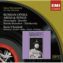 Russian Opera Arias and Songs – Boris Christoff
