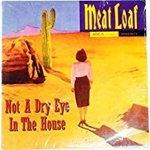 Meat Loaf -Not a Dry Eye in the House – I'd Lie for You (Single)