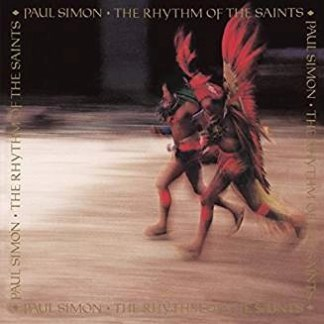 Paul Simon – The Rhythm of The Saints