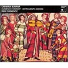 Carmina Burana – Rene Clemencic (3 CDs)