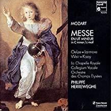 Mozart – Messe – En Ut Mineur – Philippe Herreweghe