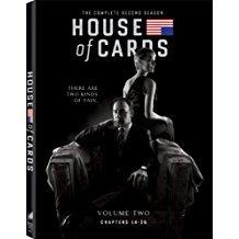 House Of Cards Season 2 (DVD Box Set)