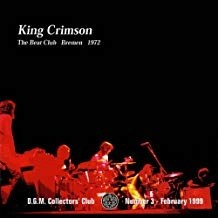 King Crimson – The Beat Club, Bremen 1972