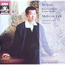 Mozart Piano Sonatas KV 310 & KV 576 & Fantasies KV 396 & KV 397 – Melvyn Tan