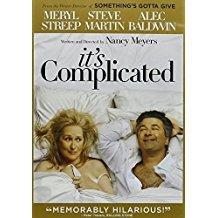 It's Complicated – Meryl Streep, Steve Martin, Alec Baldwin (DVD) WS