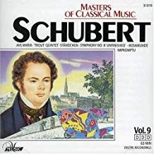Franz Scubert – Masters Of Classical Music