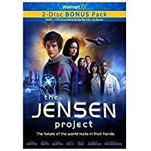 The Jensen Project – Kellie Martin, Levar Burton (DVD and CD Soundtrack) WS