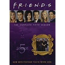 Friends – Season 5 (TV Show Box Set)