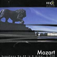 Mozart – Symphony No. 40 in G minor, K. 550; Symphony No. 41 in C major, K. 551