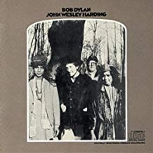 Bob Dylan – John Wesley Harding (Original)