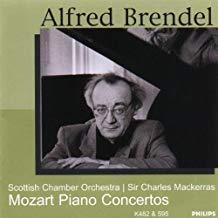 Mozart Piano Concertos – Alfred Brendel