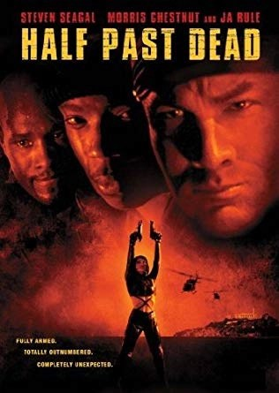 Half Past Dead – Steven Seagal (DVD)