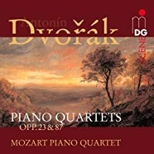 Dvorak Piano Quartets – Mozart Piano Quartet