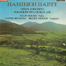 Hamilton Harty – Violin Concerto