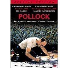 Pollock – Ed Harris (DVD) WS R